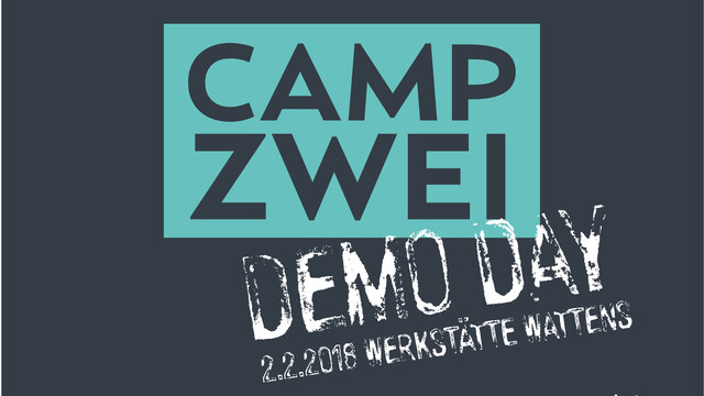 CAMP ZWEI - Demo Day