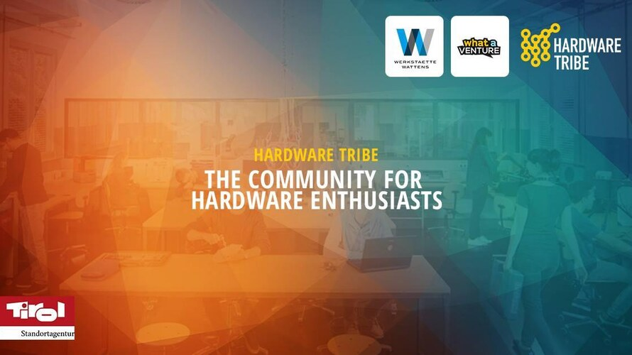 HARDWARE_TRIBE MEETUP #1