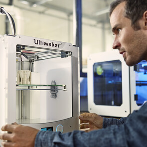 3d Drucker: Ultimaker2