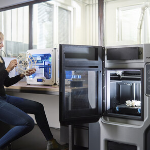 3d Printer: Stratasys Fortus 250mc
